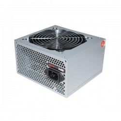 Τροφοδοτικό RPC 550W ATX 12cm Black Fan 55000AB